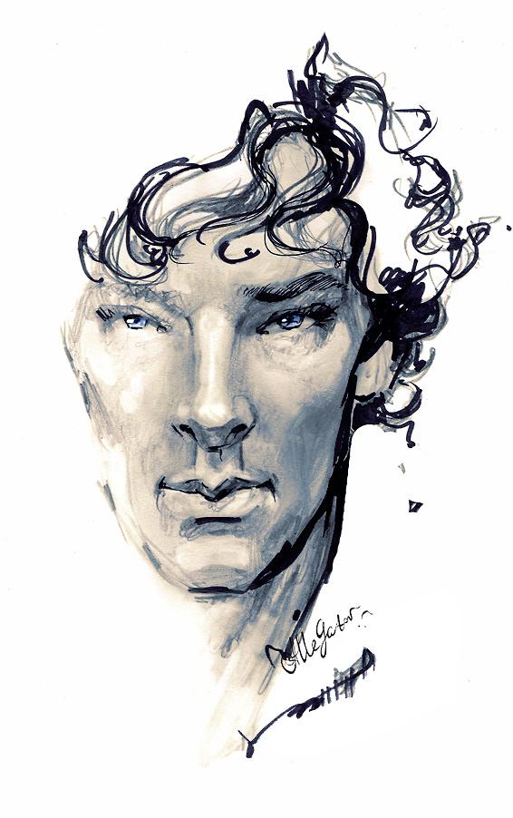 Sherlock by allegator