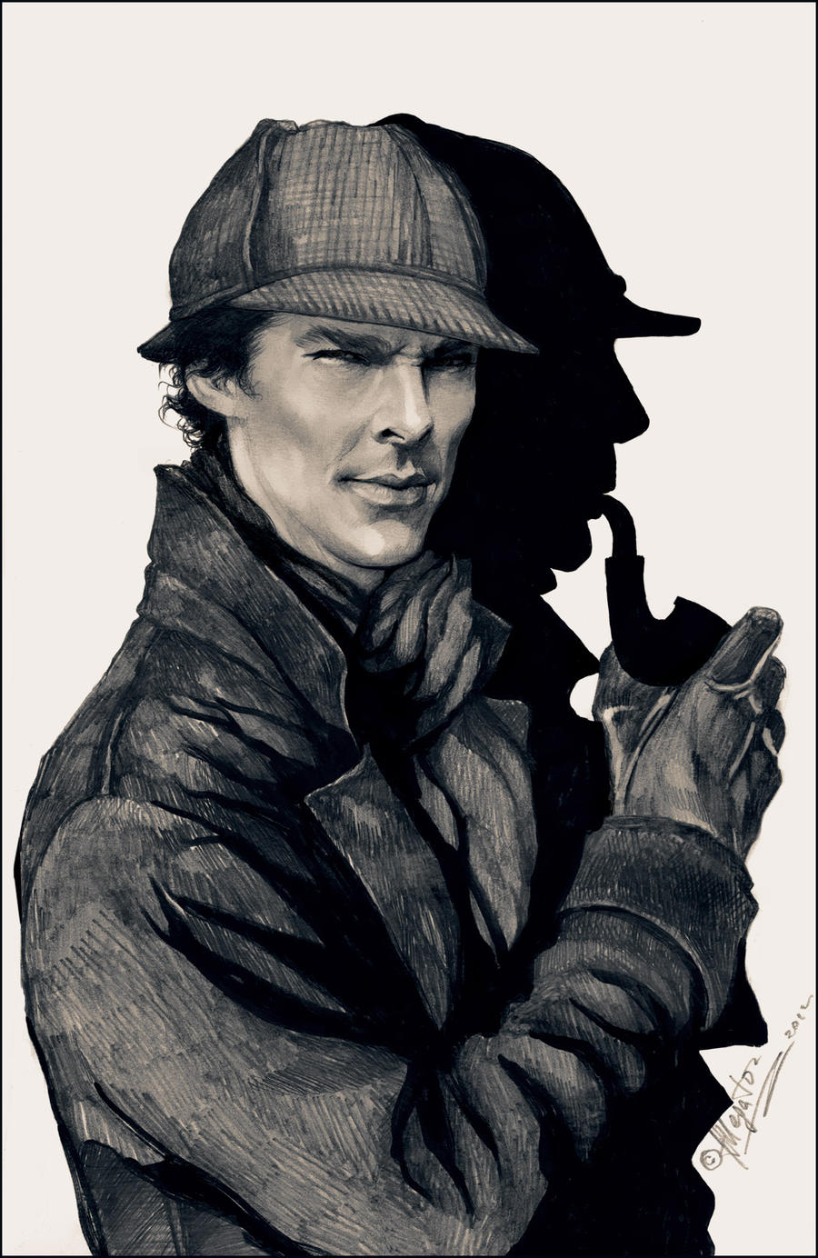 New Sherlock Holmes