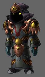 Earth Eternal Armor Concept 4 by wedgeismyhero
