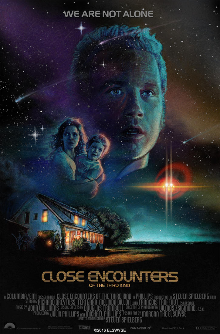 close encounters of third kind After a long and exhaustive restoration effort, a new 4k version of steven spielberg's sci-fi epic close encounters of the third kind is heading back to theaters friday, just in time to mark the .