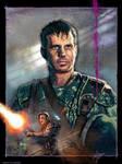 Pvt. Hudson - Bill Paxton Tribute