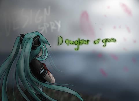 daughter of Green
