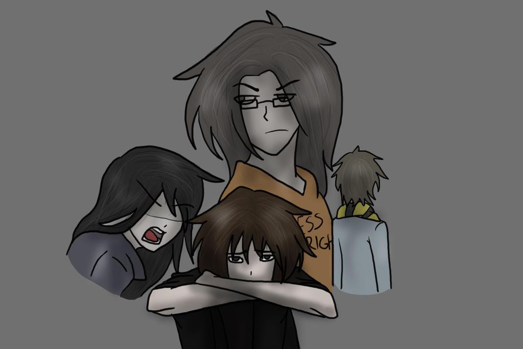 Don't Leave Me Alone By YourDigitalAquarium On DeviantArt