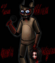 [Mastermind Contest] Are you Ready for Freddy? by YourDigitalAquarium