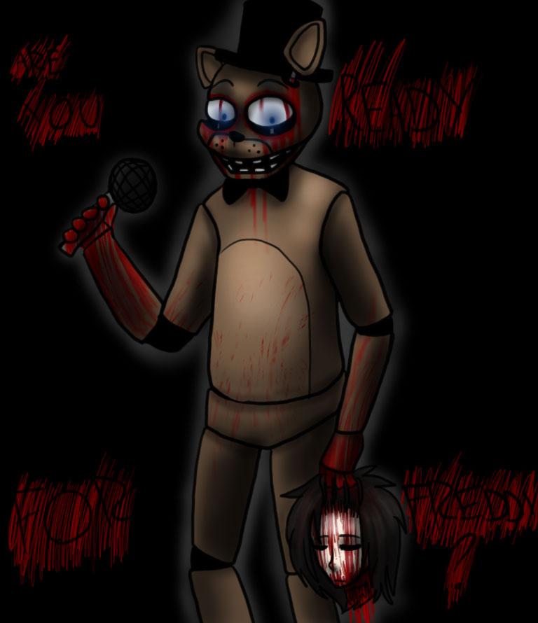 [Mastermind Contest] Are you Ready for Freddy? by YourDigitalAquarium