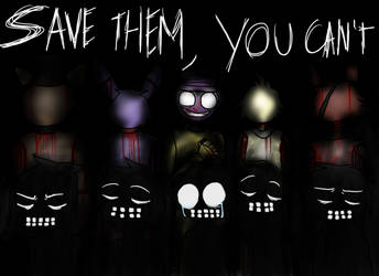Save Them, You can't by YourDigitalAquarium