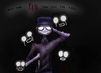 Seen more PAIN than you can know by YourDigitalAquarium