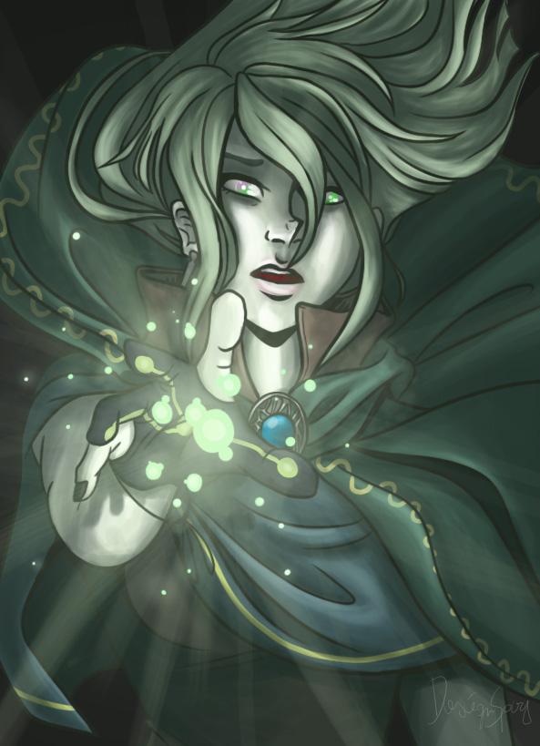 Magic by YourDigitalAquarium