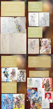 emergency commissions are open!!!