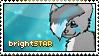 Brightstar Stamp by woodsybirds