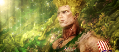 Guile From StreetFighter by thejah