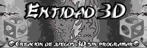 Entidad 3D Logo