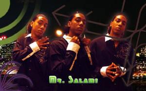 Mr. Salami in New York City by thebigboss14
