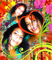 My beautiful siter - Rosanna by thebigboss14