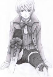 Alois Trancy: Smile by Demoniac-Angel
