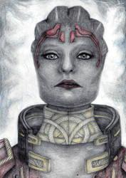 Samara: Biotic Goddess by Demoniac-Angel