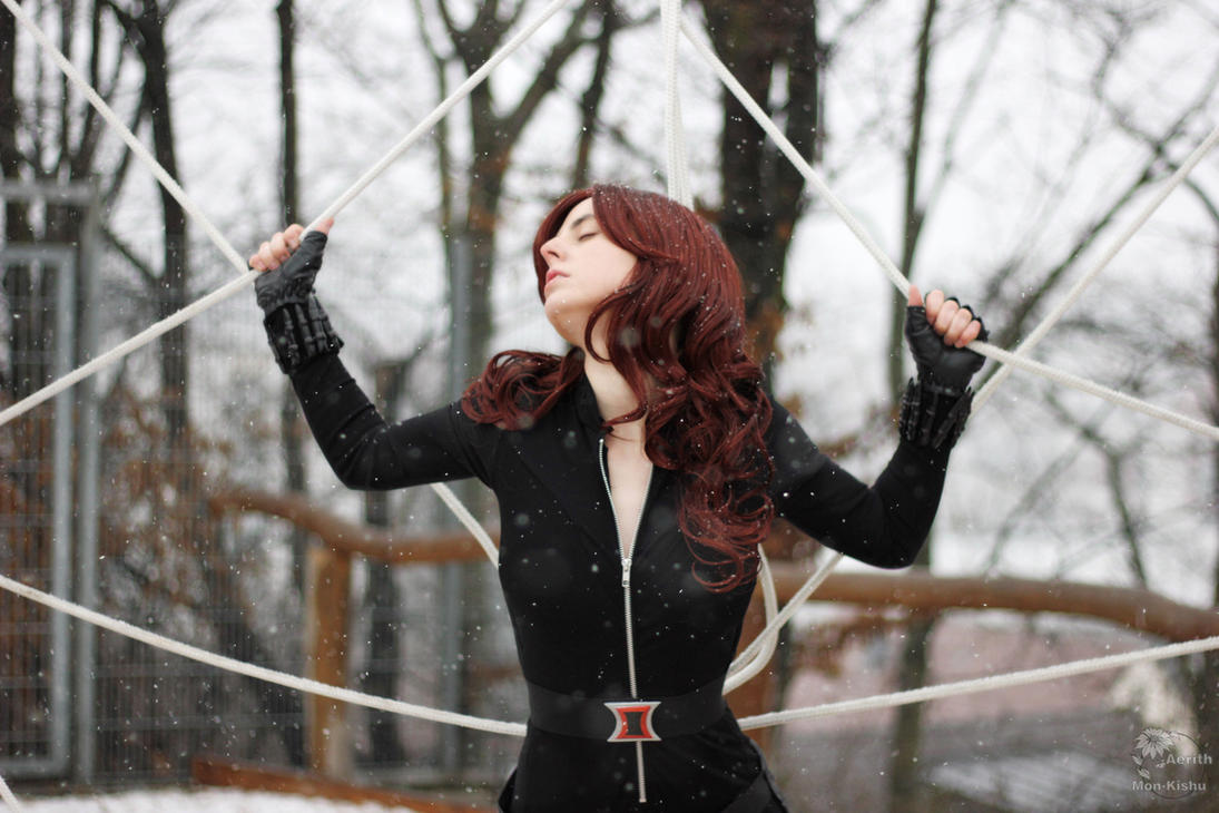 Black Widow / Natasha Romanoff - Cosplay by Mon-Kishu