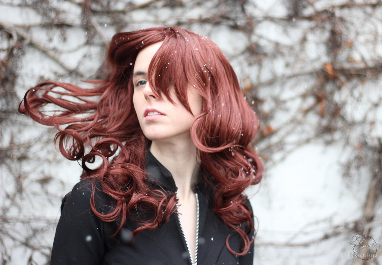 Black Widow / Natasha Romanoff - Cosplay by Mon-Kishu