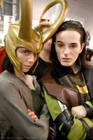 Loki Cosplay - Mon-Kishu meets Fahrlight 1 by Mon-Kishu