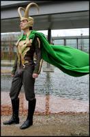 Loki Cosplay - LBM 2014 - Blowing in the Wind by Mon-Kishu