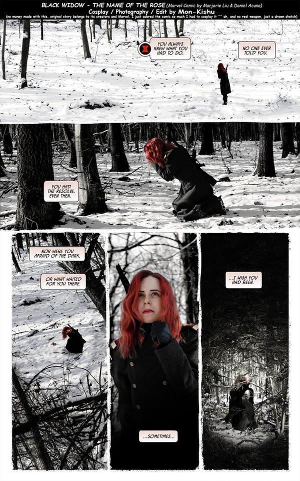 Bloodline - Chapter 1 - Aerith_Mon_Kishu - Captain America (Movies