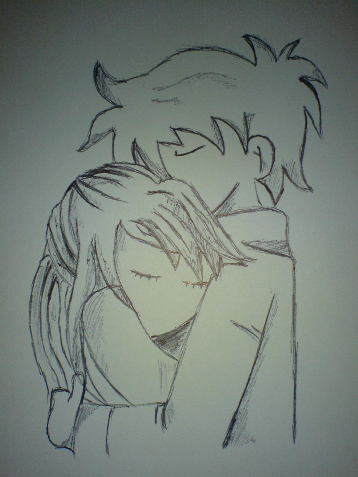 Boy and Girl cute hug 2007 by manolos69 on DeviantArt