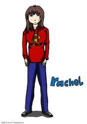 Rachel by woodennature