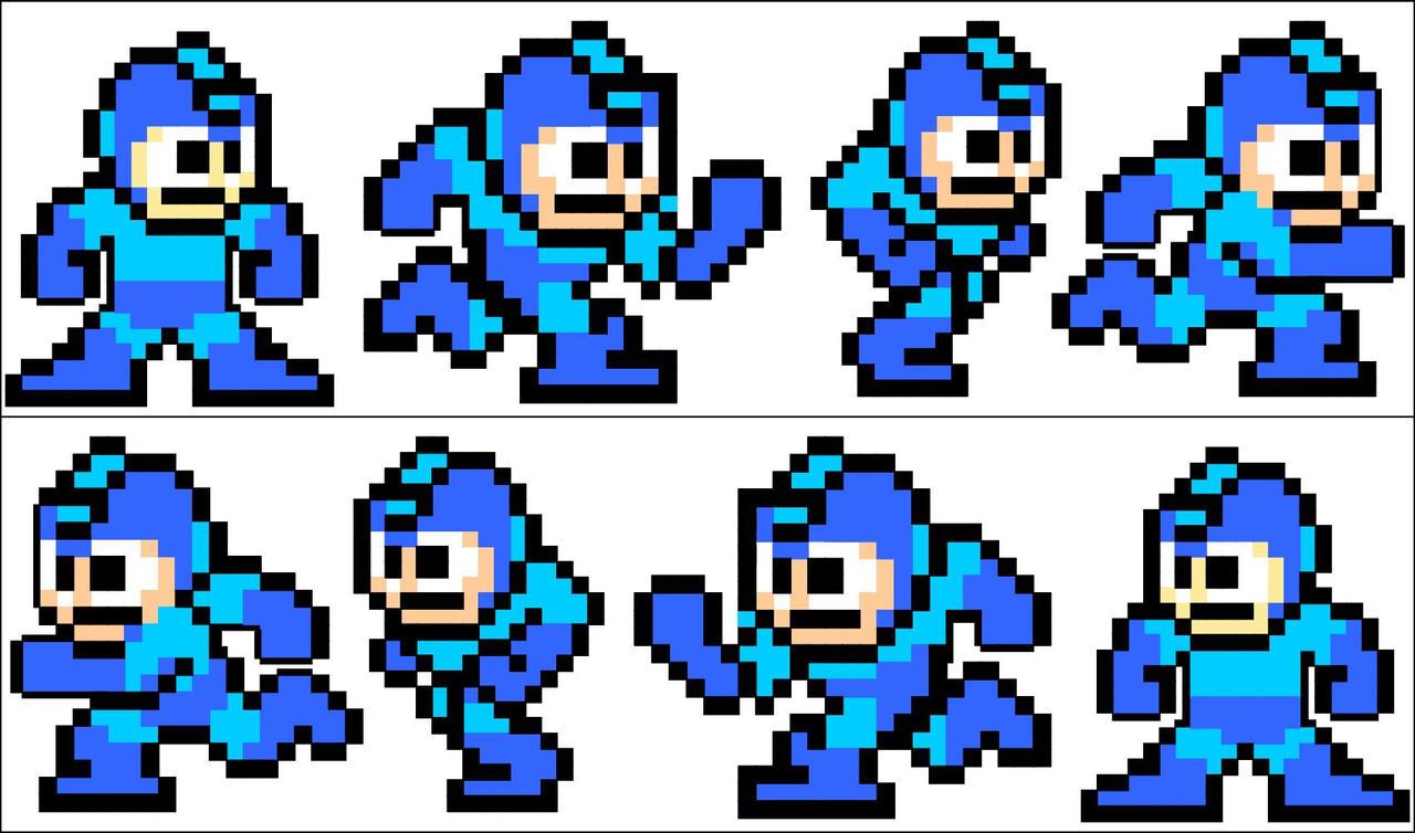 Des Flocons Aux Pixels Le Pixel Art à Lhonneur Makina