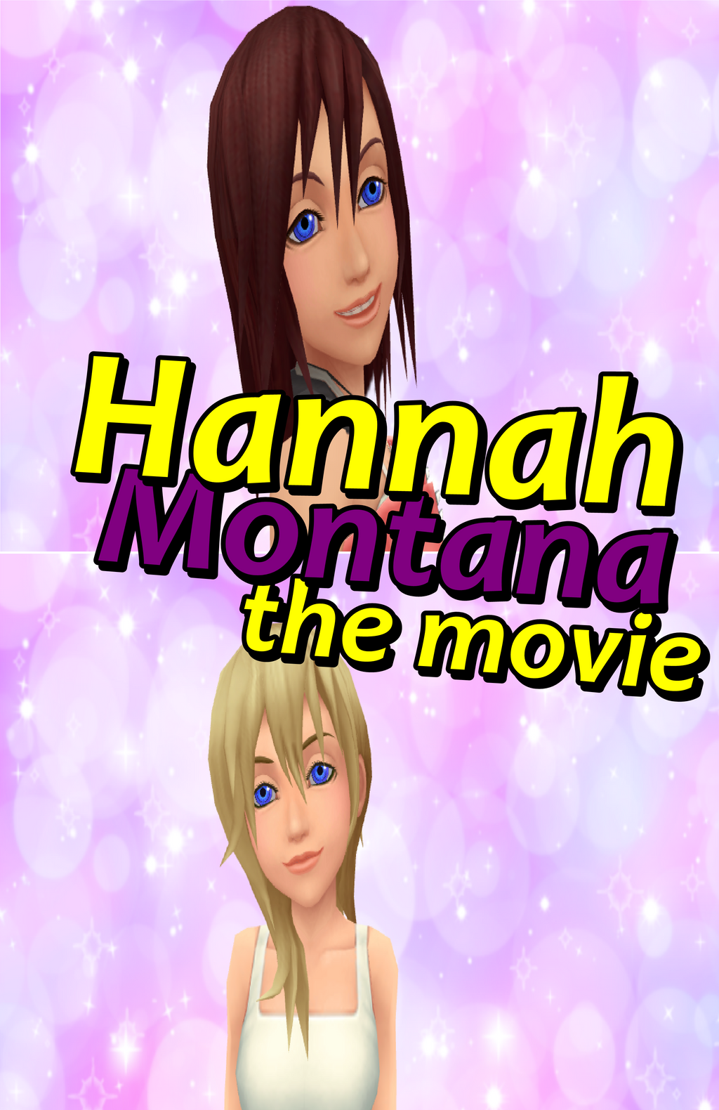 hannah   montana  the  movie by XxRhian-MidnightxX