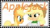 Applejack Stamp by XxRhian-MidnightxX