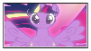 Twilight sparkle Power Stamp by Reshiram95