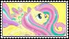 fluttershy power stamp by Xxsparkle-rosexX