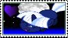 Sliverlay Fan stamp by XxRhian-MidnightxX