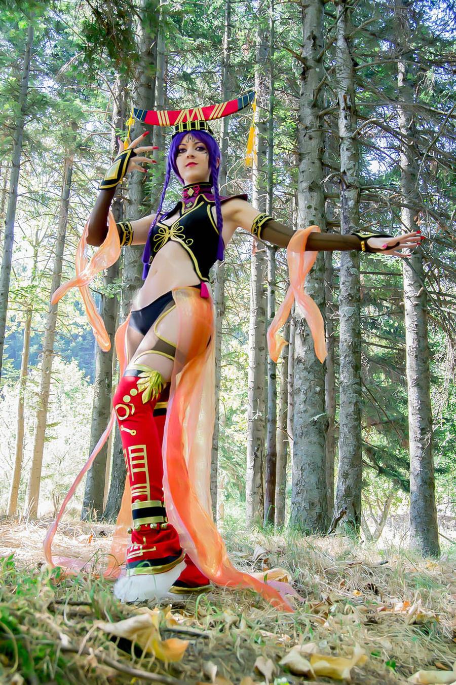 Dynasty warriors daji nude adult gallery