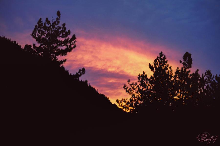 Sunset by DiroPetra