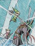 Wind Waker - final battle