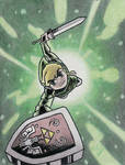 Toon Link illustration