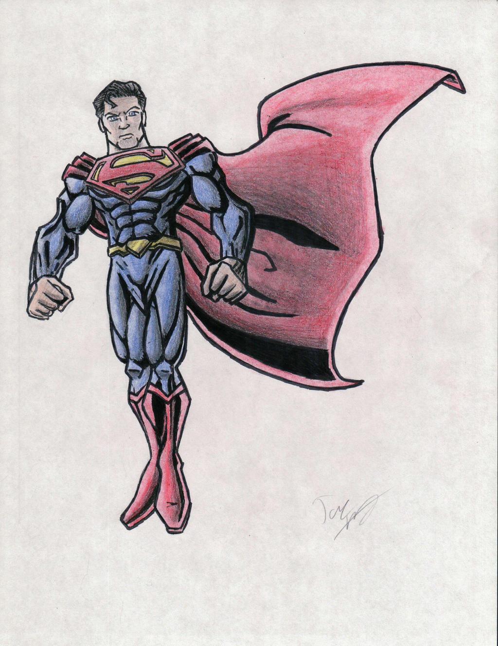 Injustice Superman by Twinkie5000