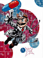 Dr. Mario by Twinkie5000