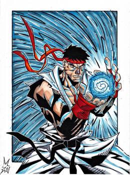 Ryu Illustration
