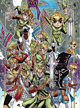 30 Years of Zelda