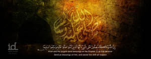 Send ye blessings on him