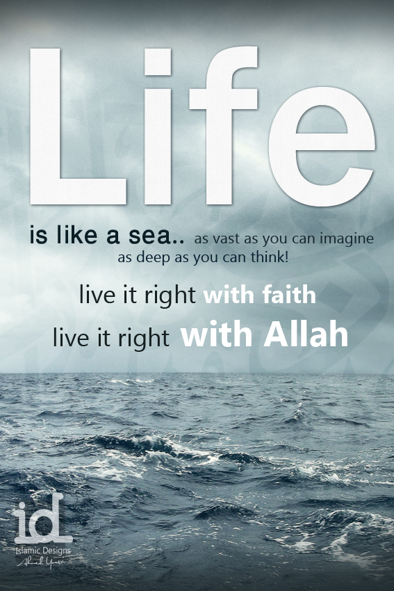 life by islamicdesignz