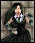 Young Bellatrix