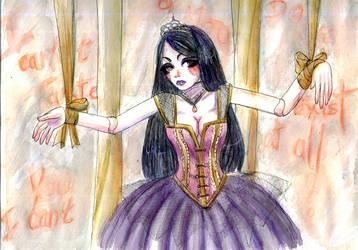 Porcelain Doll by Serafina-Malfoy