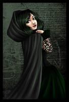 Bellatrix by Serafina-Malfoy