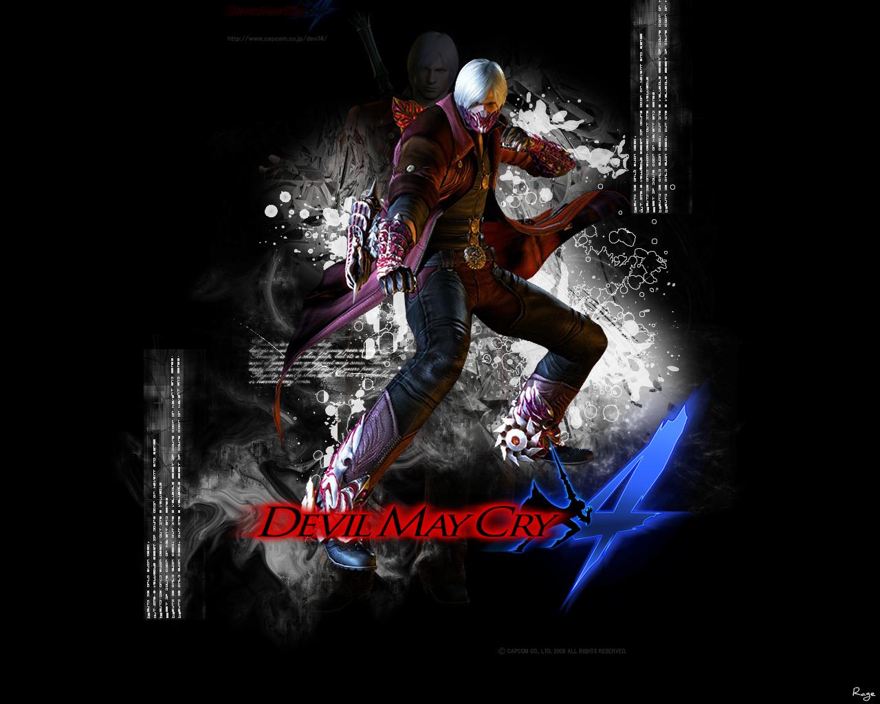 Dante Gilgamesh-DMC4 by Rage-DN