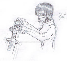 Until my sword 0911