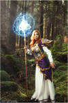 All I ever wanted to do (Jaina Proudmoore Cosplay)