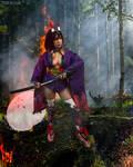Fate Series Cosplay - ChenChen.Shuten Douji.3
